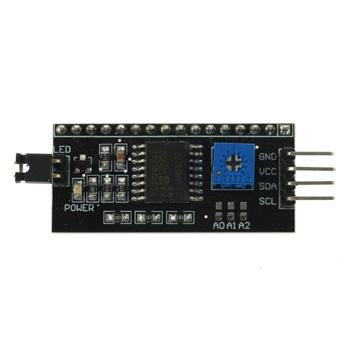 I2C-LCD