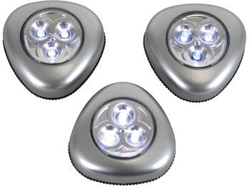 OKAPHONE - Zelfklevende LED lamp (ZLL403SS3 Velleman)
