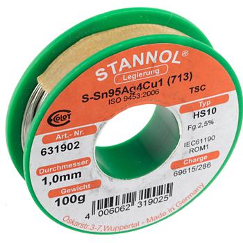 TIN-1.0-100-SN/AU/C